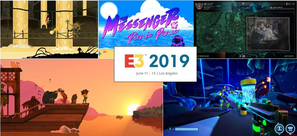 Les studios indie québécois en vedette au E3 2019